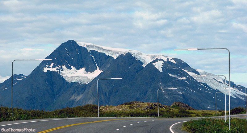 Richardson Hwy in Alaska