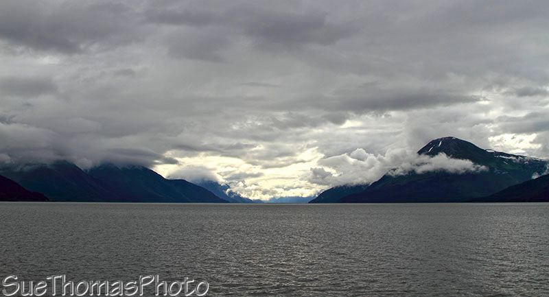 Turnagain Arm, Alaska