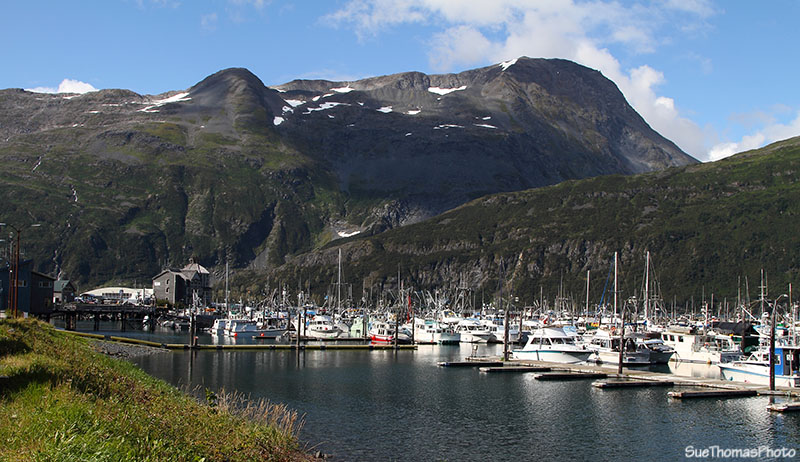 Whittier Harbour, Alaska