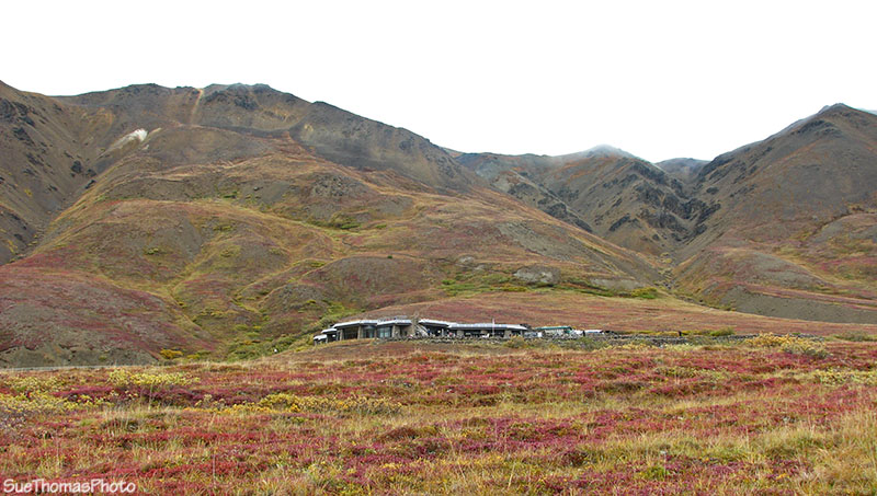 Eielson Visitor Center, Denali National Park, Alaska
