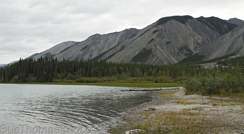 Muncho Lake, Alaska Highway, British Columbia