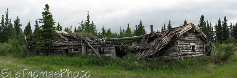 Silver City Lodge, Kluane Lake, Yukon