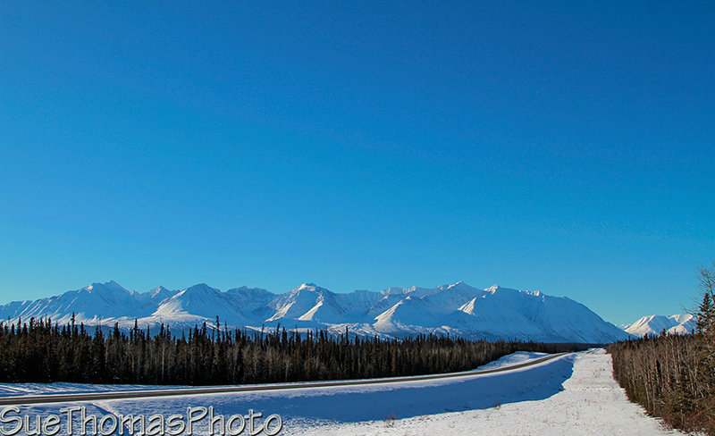 Alaska Highway - Haines Junction