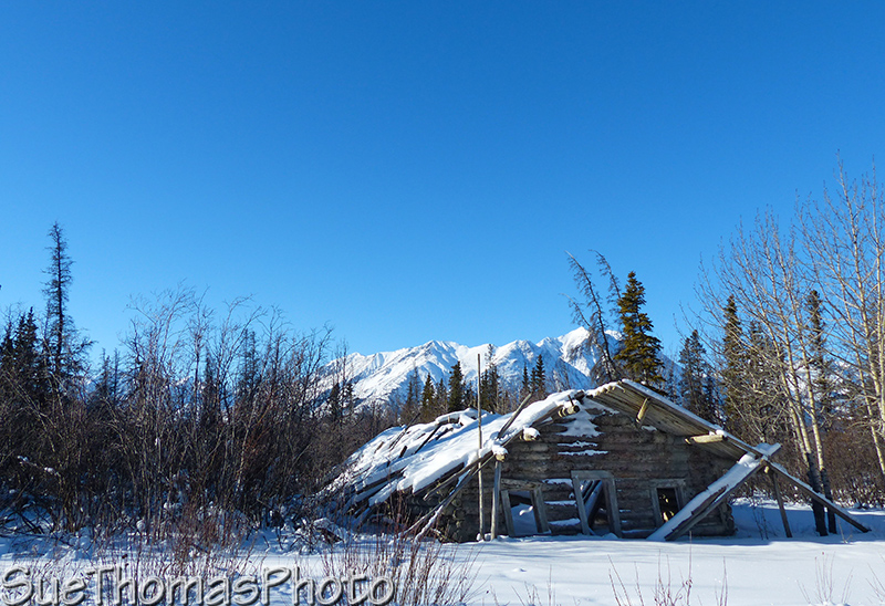 Silver City - Kluane area