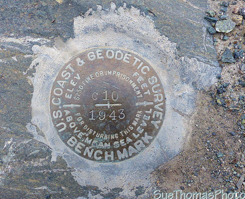 Geodetic Survey Bench Mark