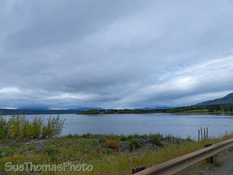 Teslin Lake near Johnson's Crossing