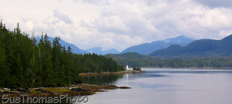 BC Ferry Port Hardy to Prince Rupert BC