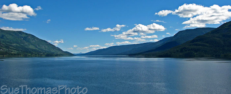 Little Salmon Lake, Campbell Highway, Yukon