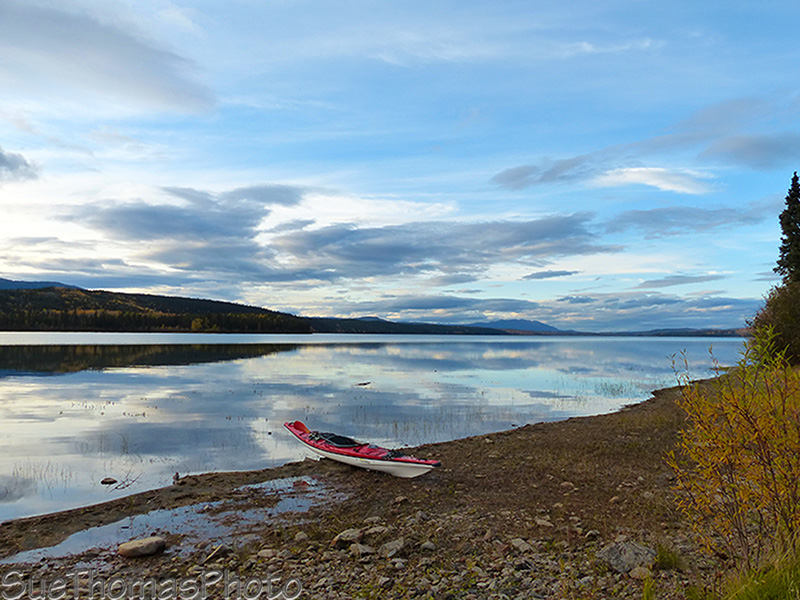 Simpson Lake, Yukon