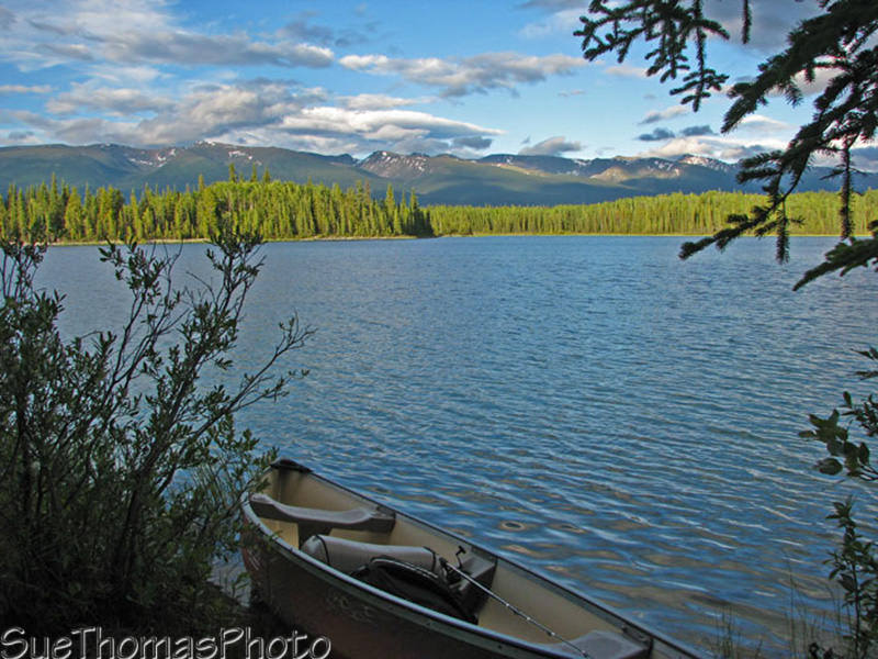 Boya Lake, Cassiar Highway
