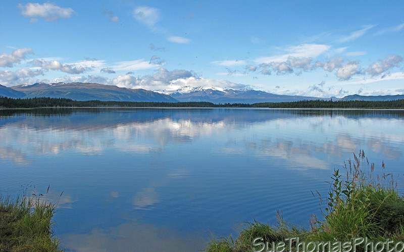 Morchuea Lake, Cassiar Highway, British Columbia