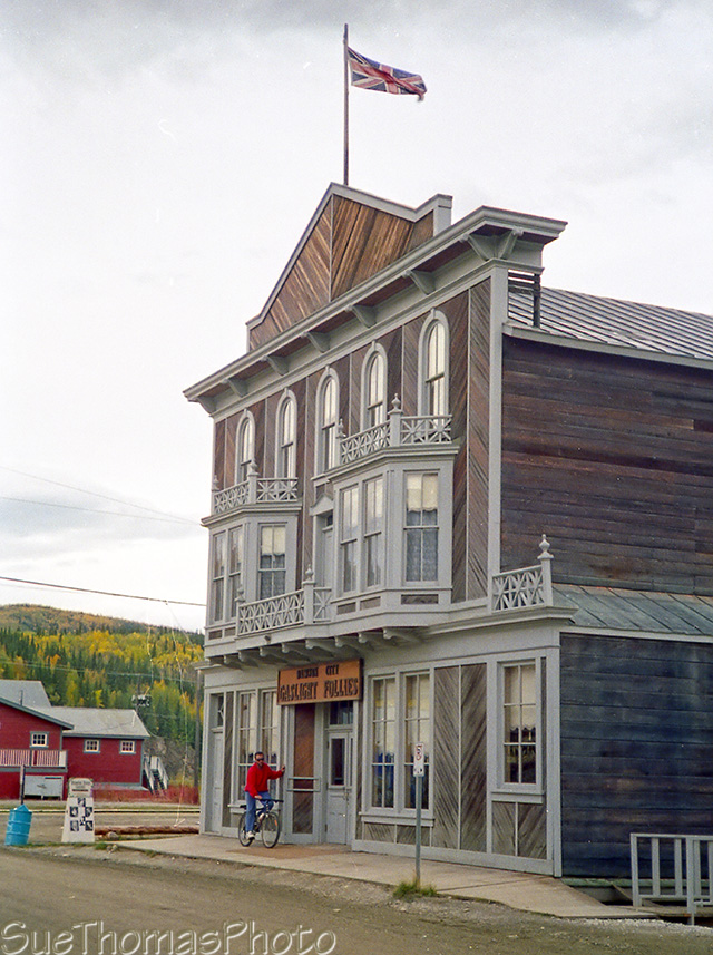Palace Grand Theatre, Dawson City