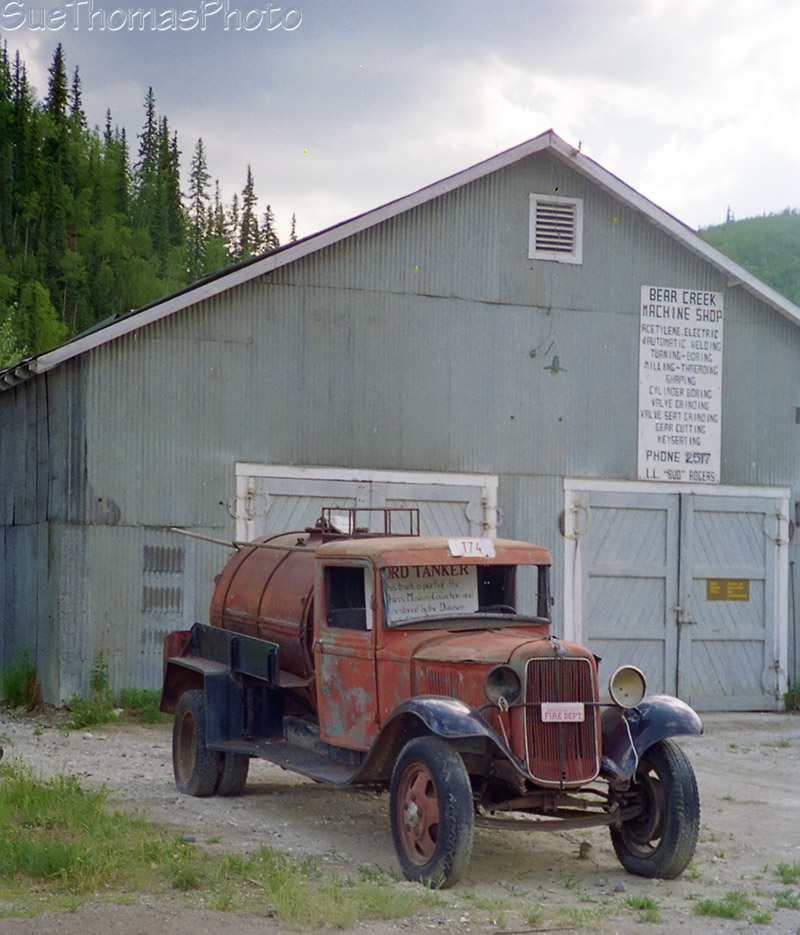 Bear Creek, Dawson City, Yukon