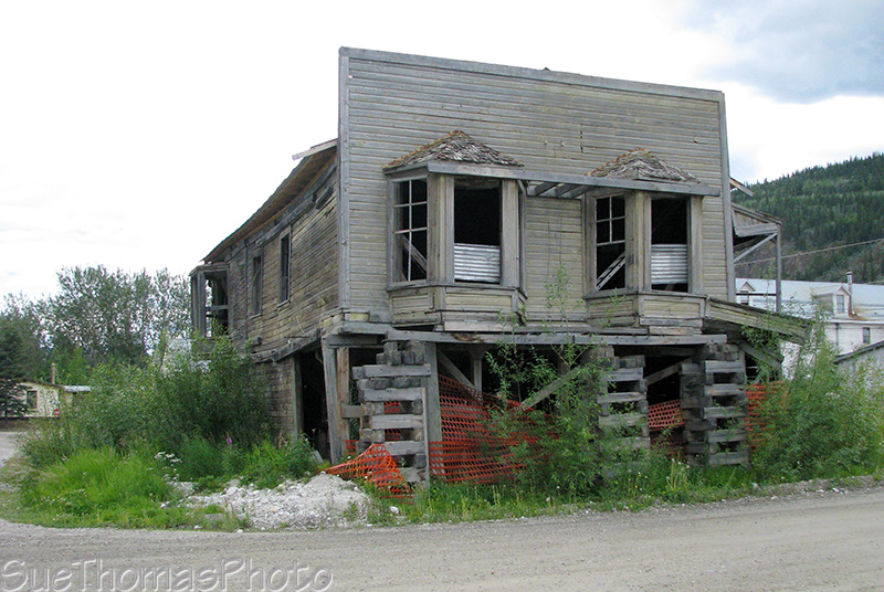 Strait's Auction House, Ammo Store, Dawson City
