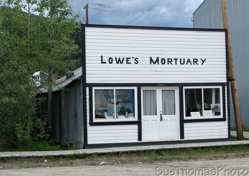 Lowe's Mortuary, Dawson City