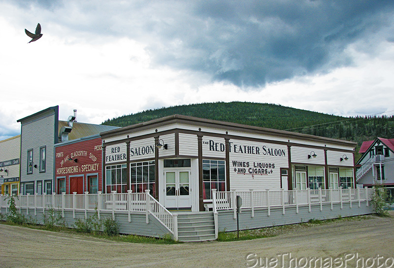 Red Feather Saloon, Dawson City, Yukon