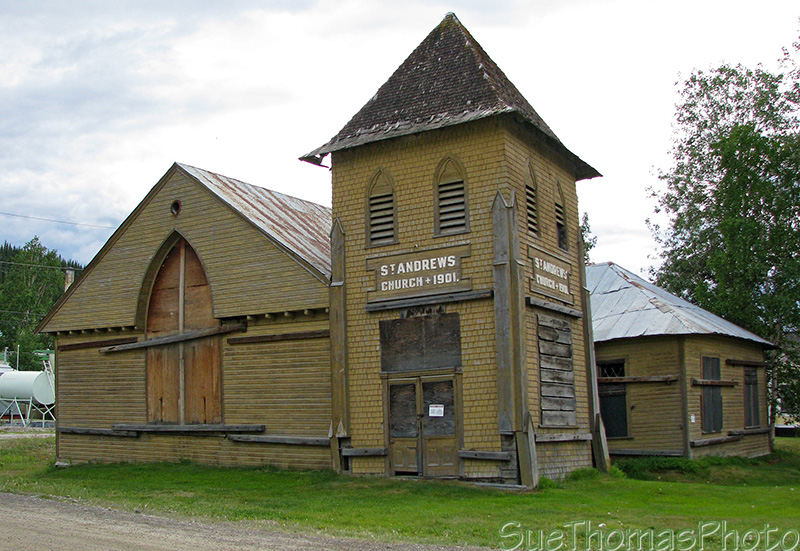 St Andrews Church, Dawson City
