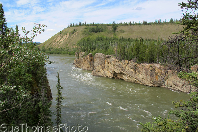 Yukon River - Five Finger Rapids