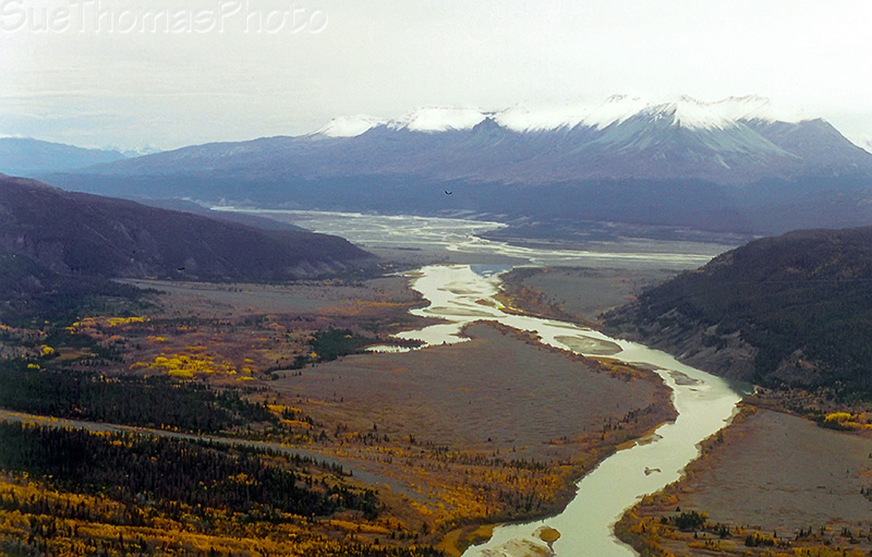 Alsek River, Kluane National Park, Yukon